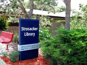 Strosacker Library, Michigan Campus
